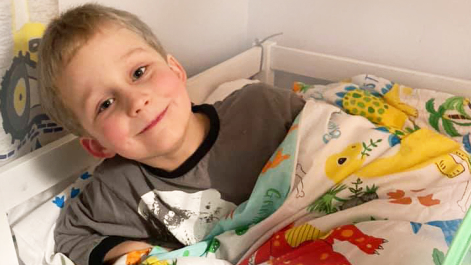 5 ways to change your child's bedroom for better sleep.